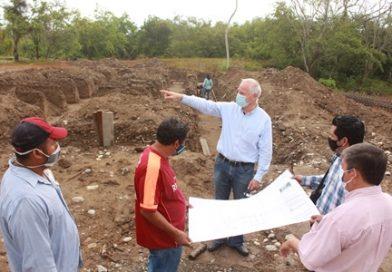 Protegido: CON APORTACIONES DEL GOBIERNO MUNICIPAL Y EL FORTASEG, SE CONSTRUYE EN ÁLAMO, LA COMANDANCIA DE LA POLICÍA MUNICIPAL.