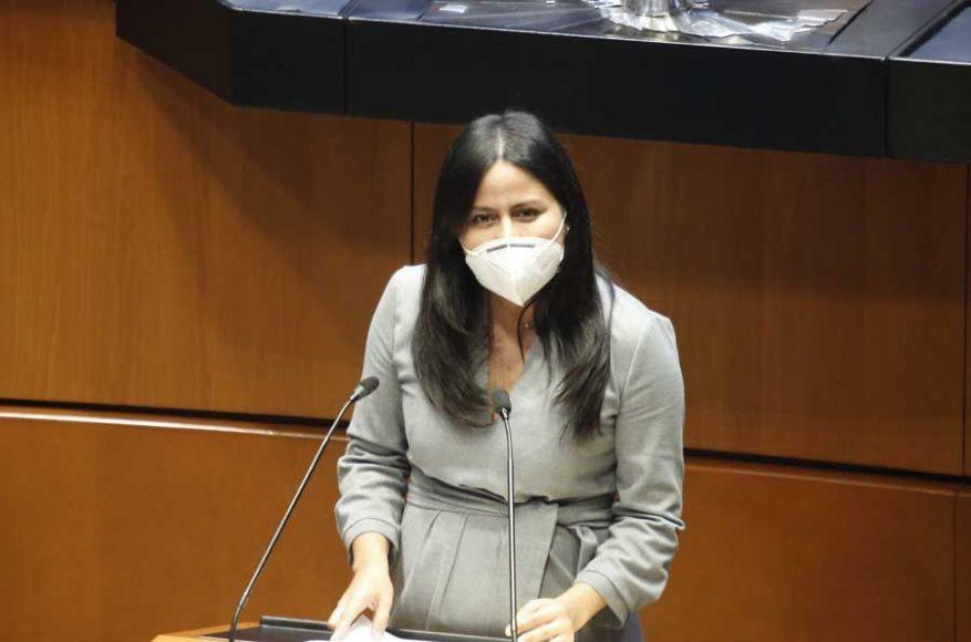 Urge Garantizar Autonomía Del Banco De México: Indira San Román