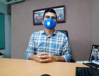 De manera virtualAldo Maldonado presenta su informe de labores