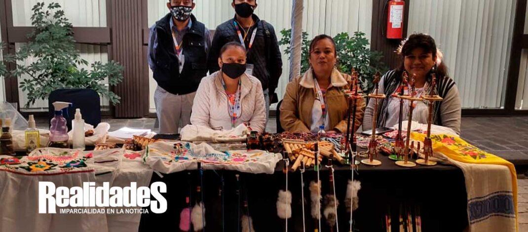 Guías de Turista y Artesanos Papantecos presentes en el XI Congreso Nacional e Iberoamericano en Morelia