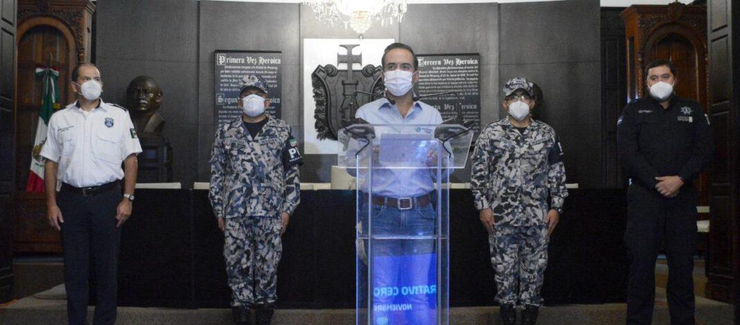 Operativo Cero Tolerancia lograr coadyuvar en disminución de incidencia delictiva en el municipio de Veracruz